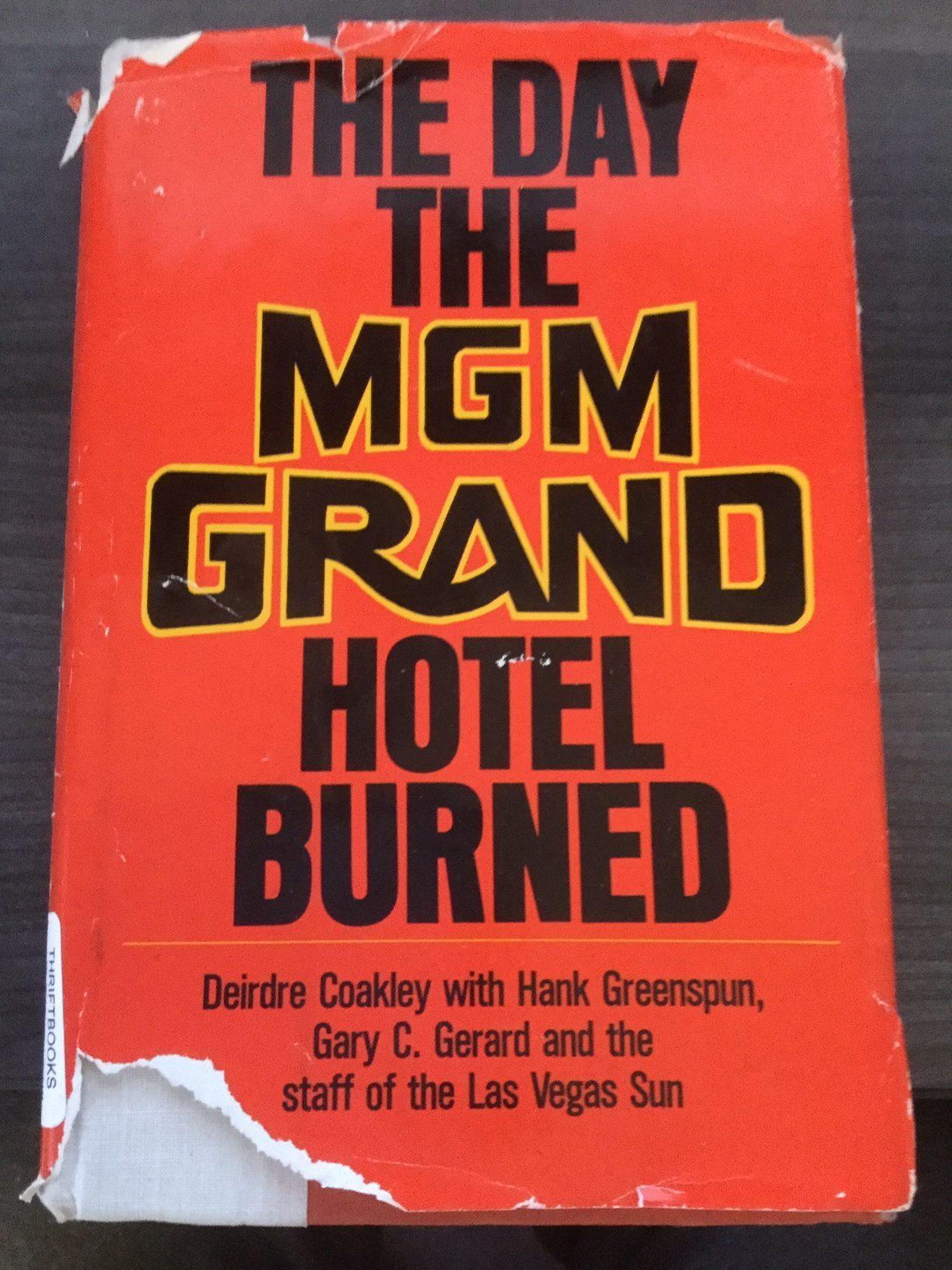 Laporan Buku: Hari MGM Grand Lodge Terbakar
