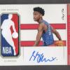 Pasar NBA Championship 2020 dan Pasar Kartu Perdagangan Basket Panas
