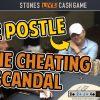 'Stones Reside' Diduga Kecurangan Scandal Rocks Poker World